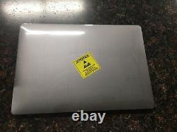 NEW LCD Screen Display Assembly Space Grey MacBook Pro 13 A1706 A1708 2016 2017