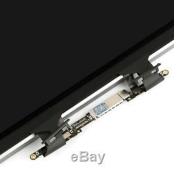 New Space Gray Full LCD Screen Assembly Macbook Pro Retina 15 A1707 2016 2017