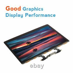 OEM LCD Screen Panel Display For Apple Macbook Pro 13.3 A1706 1708 2016 2017 US