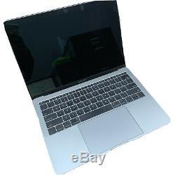 Oem Apple Macbook Pro 13 Inch Late 2016 A1708 Full Housing & LCD Original Grey