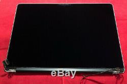 Original Apple MacBook Pro Retina 15 A1398 2013 2014 LCD Screen Display Assembly