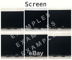 READ Apple MacBook Pro 13 A1706 A1708 2016 2017 LCD Screen Assembly Space Gray