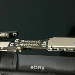 Replacement MacBook Pro 13 A2159 2019 Retina LCD Screen Assembly Silver