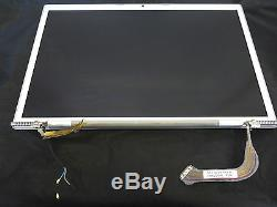 USED LCD LED Screen Display Assembly for Apple MacBook Pro 17 A1261 2008